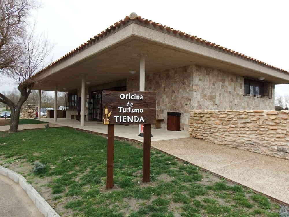 Photo of Punto de Información Turística (PIT) de Villarrubia de los Ojos en el Parque Nacional de las Tablas
