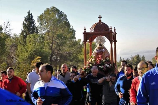 Photo of Romería en honor a Ntra. Sra. Patrona La Virgen de la Sierra